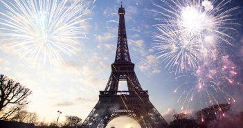 14 juillet, 15 août: quels sont les plus beaux feux d'artifice de France?
