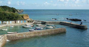 Port Racine en Normandie : découvrez le plus petit port de France